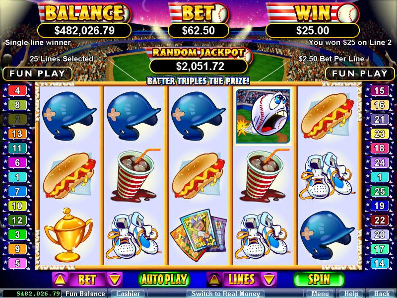Grande Vegas Casino Lobby
